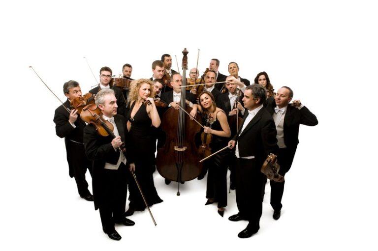 Immagine dei virtuosi italiani, con cui samuele telari ha eseguito opale concerto di richard galliano