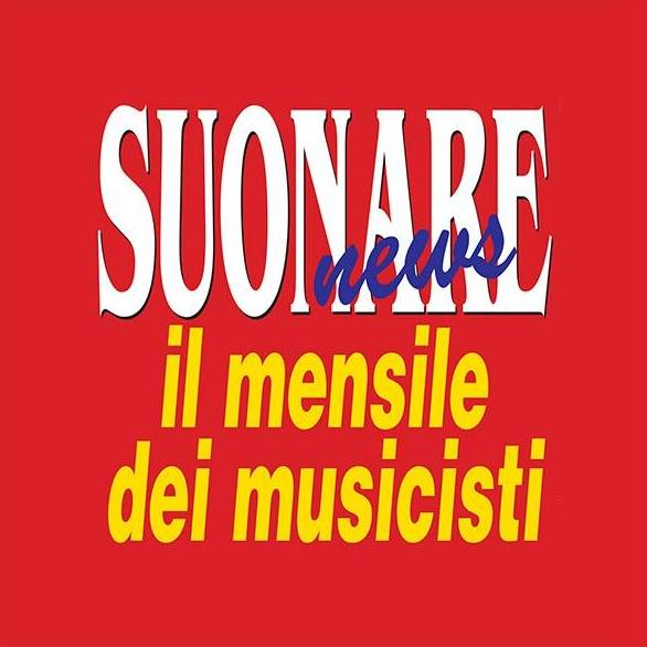 Logo di suonare news, che ha recensito il cd limes di samuele telari
