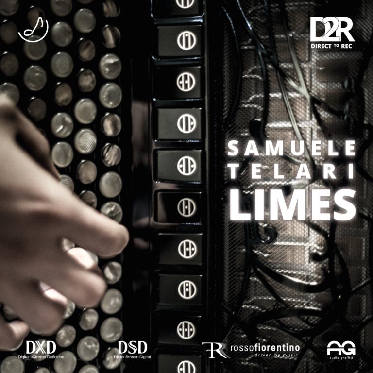 Copertina cd limes di samuele telari vdm records