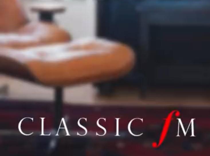 Logo di classic fm