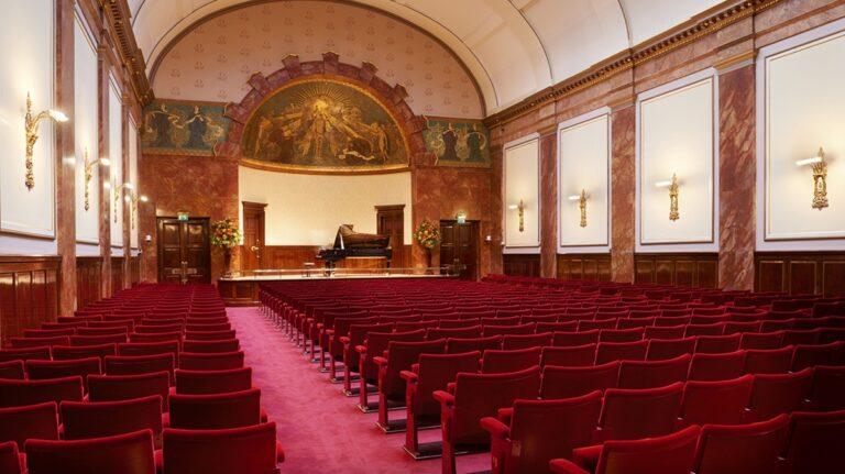 Wigmore hall di londra