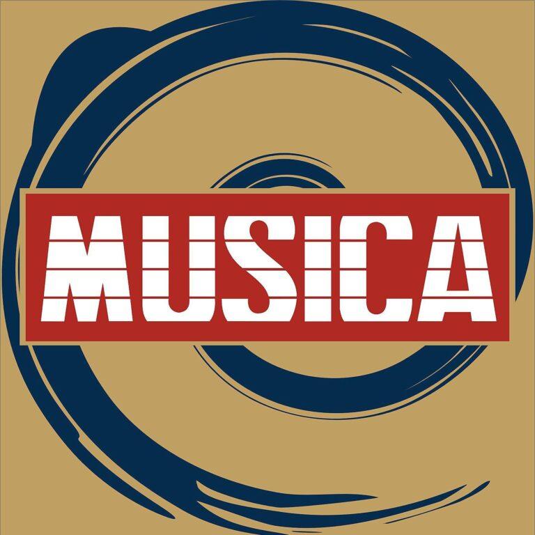 logo musica rivista musicale