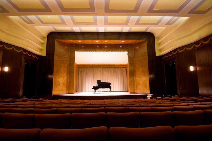barber institute birmingham concert hall
