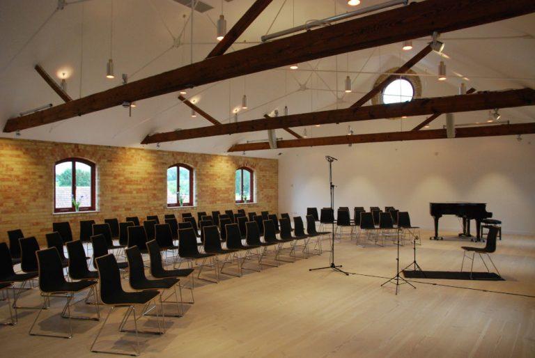 stapleford granary concert hall