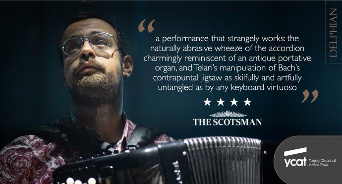 samuele telari review the scotsman