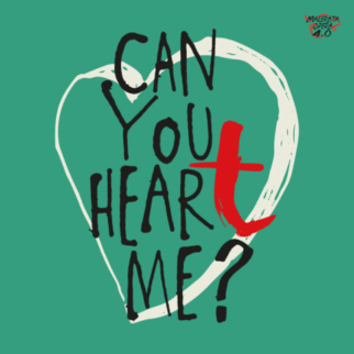 Locandina di can you heart me, macerata opera festival