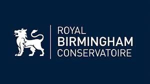 Logo del conservatorio di birmingham