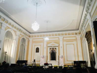 Sala del gymnasium di kragujevac
