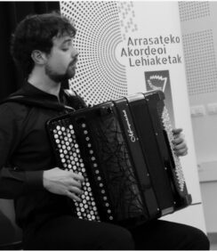Samuele telari in concerto ad arrasate nel 2019 come vincitore